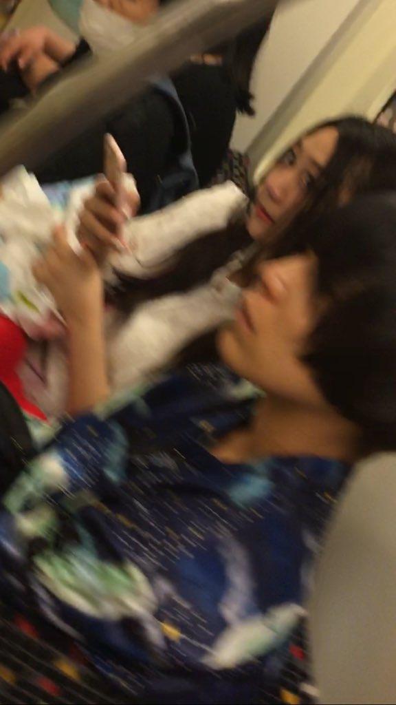 【悲報】SKE48古畑奈和「女友達です」→疑惑が広がっている件