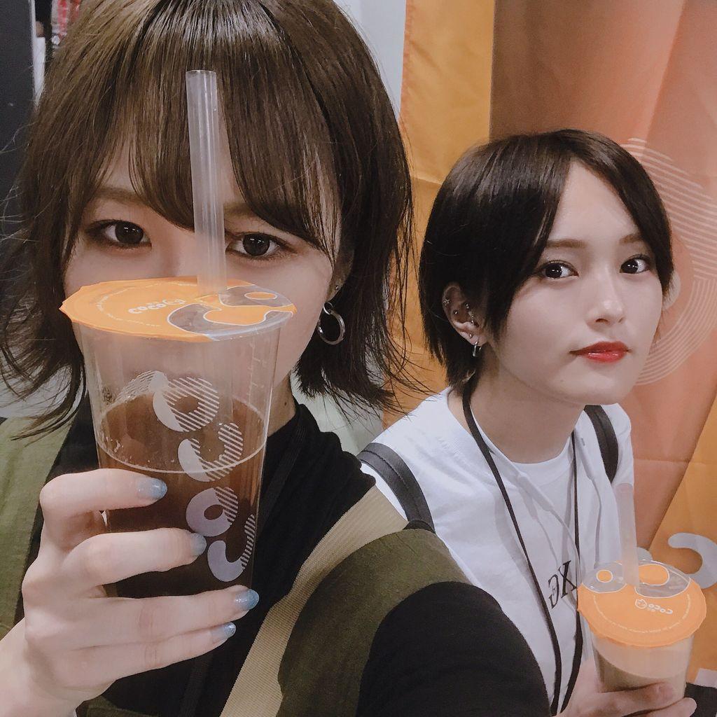 【速報】あのOBがNMB48のライブをゲリラ観戦!【@JAM EXPO 2019】