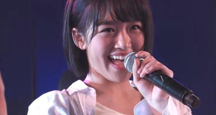 【AKB48】梅田綾乃が卒業発表。卒業公演日は未定