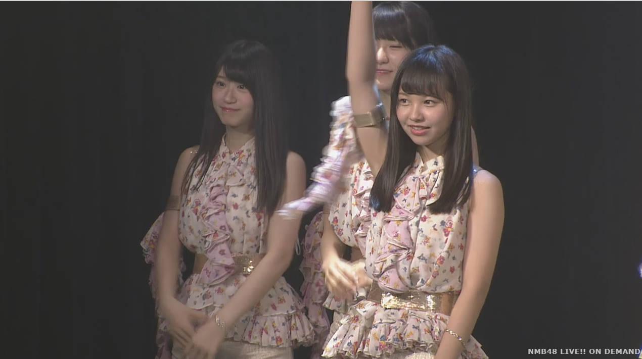【NMB48】バックダンサーに正規メン入れすぎ問題