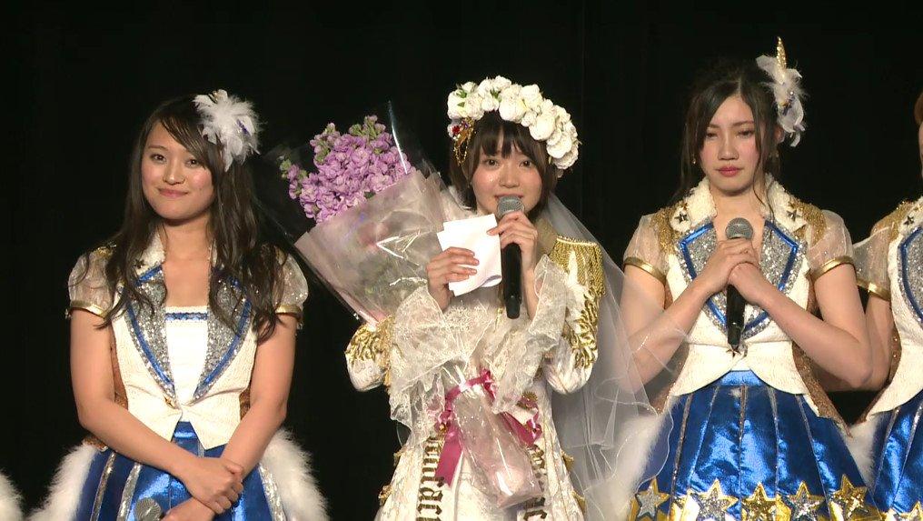 【就任】SKE48チームS新リーダー北川綾巴・副リーダー犬塚あさな
