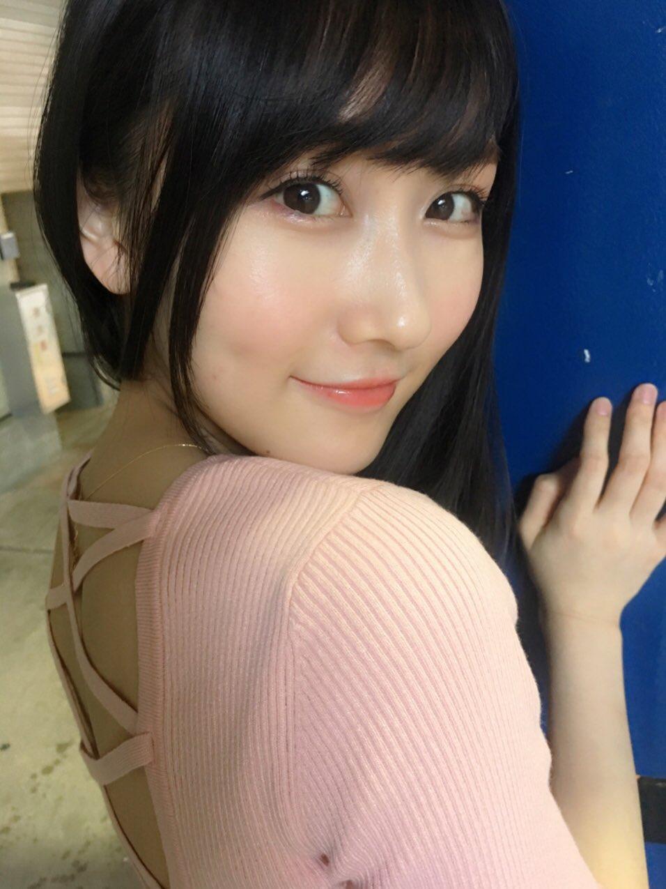 【朗報】矢倉楓子、本日ノーブラの模様【NMB48】