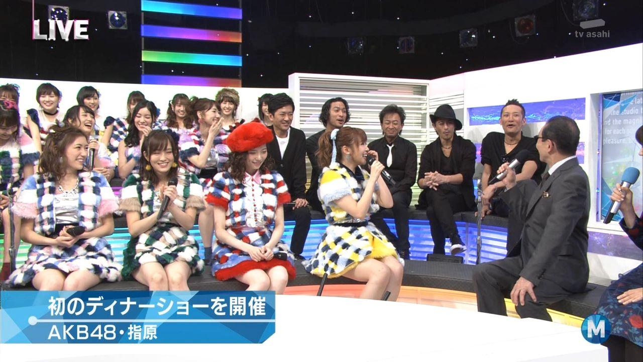 【悲報】AKB48出演のMステが悲惨なことになっていた件・・・