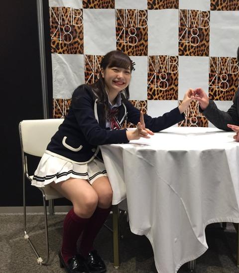 【NMB48】松岡知穂 卒業発表。卒業公演は10/11