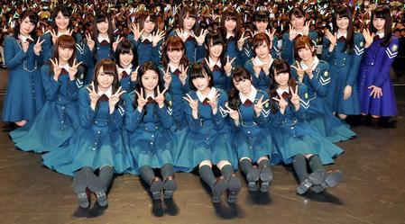 欅坂46所属レコード会社がナチス風衣装問題を謝罪「今後は指摘された衣装を一切着用しない」