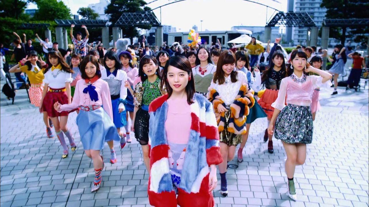 【年間CDランキング】AKB48が7年連続1位。歴代1位記録更新!