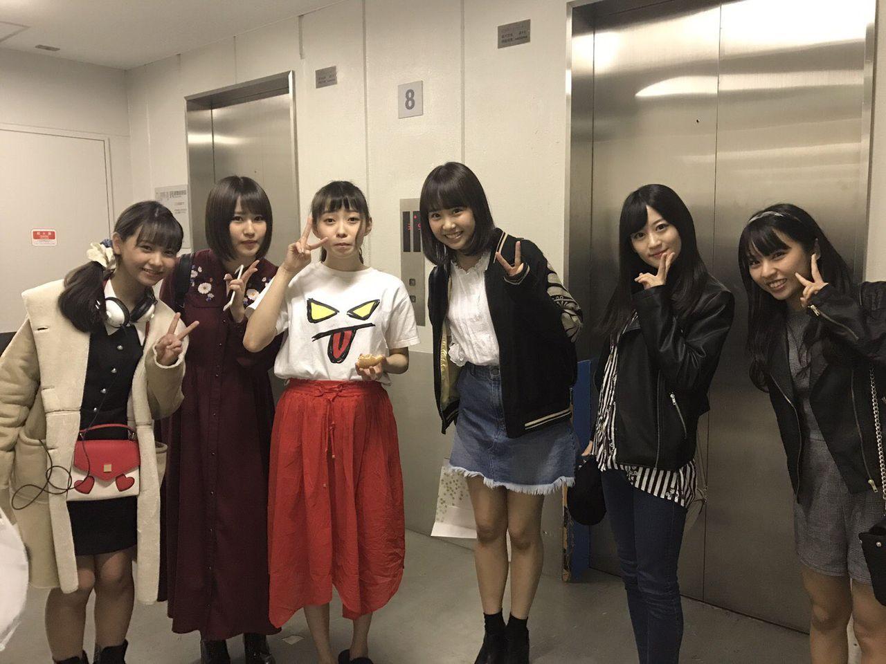 【NMB48】石塚朱莉出演中の舞台『罠々』メンバー多数観戦!