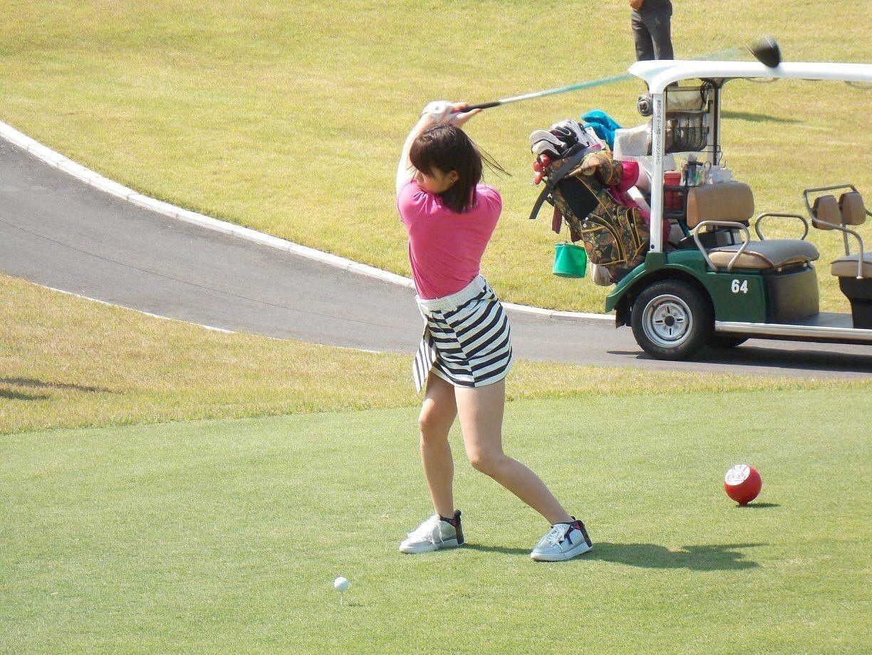 【ゴルフ】今年も叙々苑カップに山内鈴蘭キタ━━━━(゚∀゚)━━━━!!【SKE48】