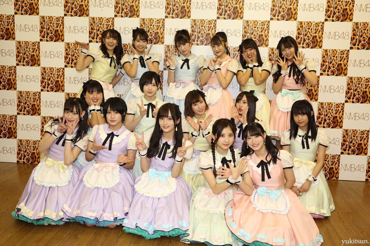 【画像】NMB48 山本彩 卒業特別公演「ここにだって天使はいる」オフショットなど