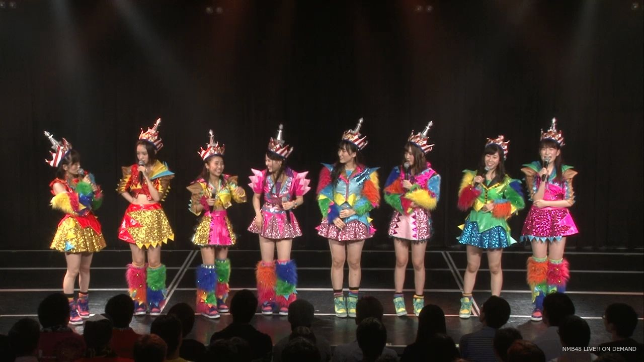 NMB48混合チーム  (D1期生・ポスト山田菜々・D2期生・5期生) の「ここにだって天使はいる」公演のリバイバルが決定
