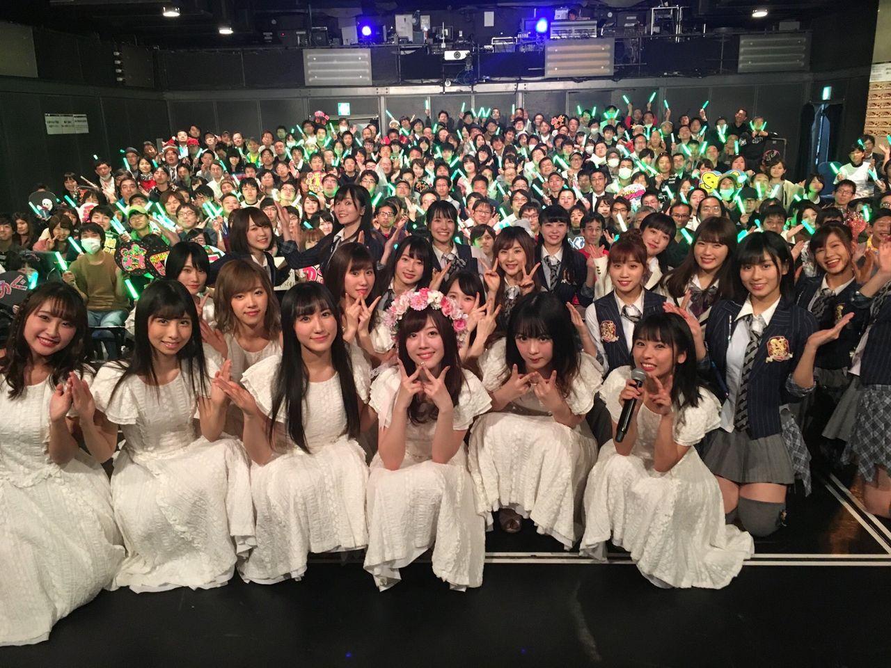 """【NMB 48】 Matsumura Gigaku Graduation Performance, la scène à partir de Janvier """"Autres rapports gentils sont ..."""""""