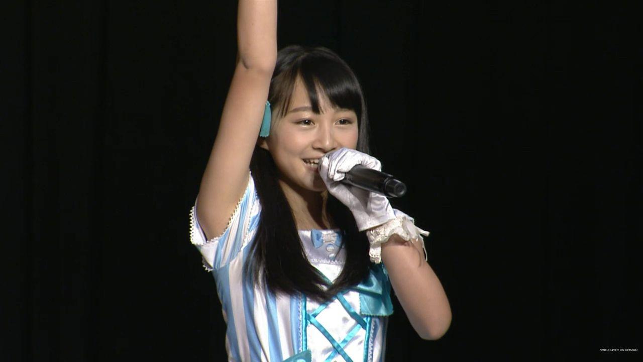 NMB48 5期生の山本彩加が前座デビュー!!!