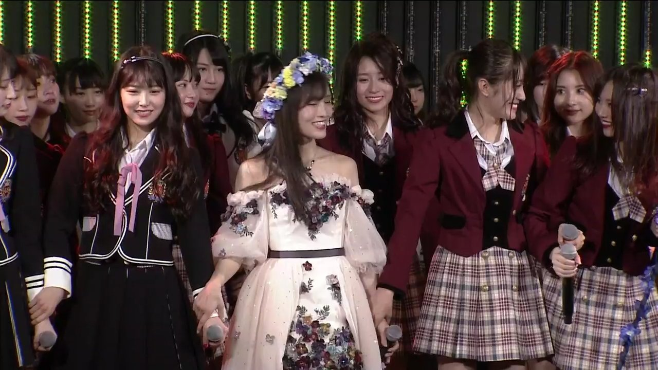 【NMB48】山本彩卒業公演 実況・キャプ画像