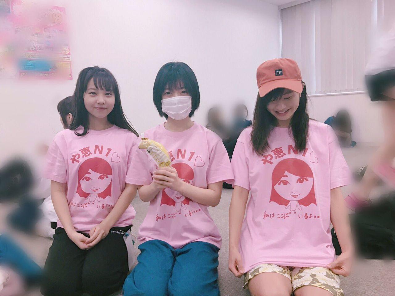 【NMB48】上西恵、卒業コンサート開演前の様子など
