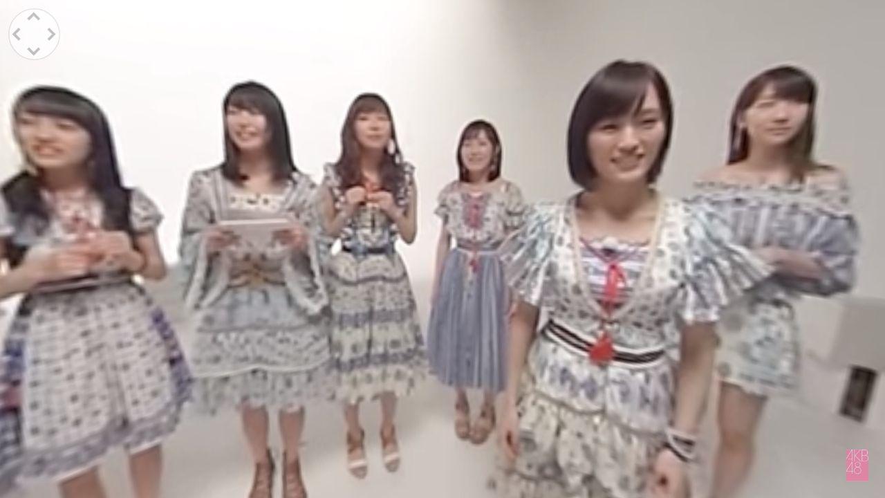 AKB48のVR動画がきたああああああああ
