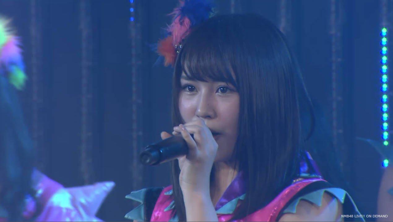 NMB48チームN公演「僕はいない」センターに古賀成美キタ━━━━(゚∀゚)━━━━!!