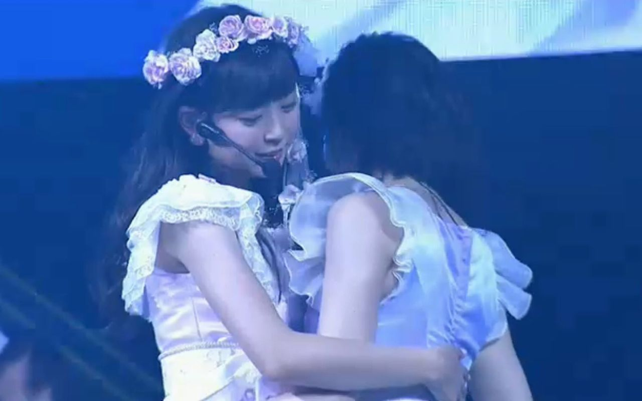 【渡辺美優紀卒業コンサート】三田の中野がさやみるきーをやった結果wwwwww