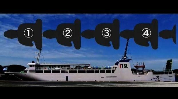 【画像】STU48船上劇場、今夏出航!外観を公開