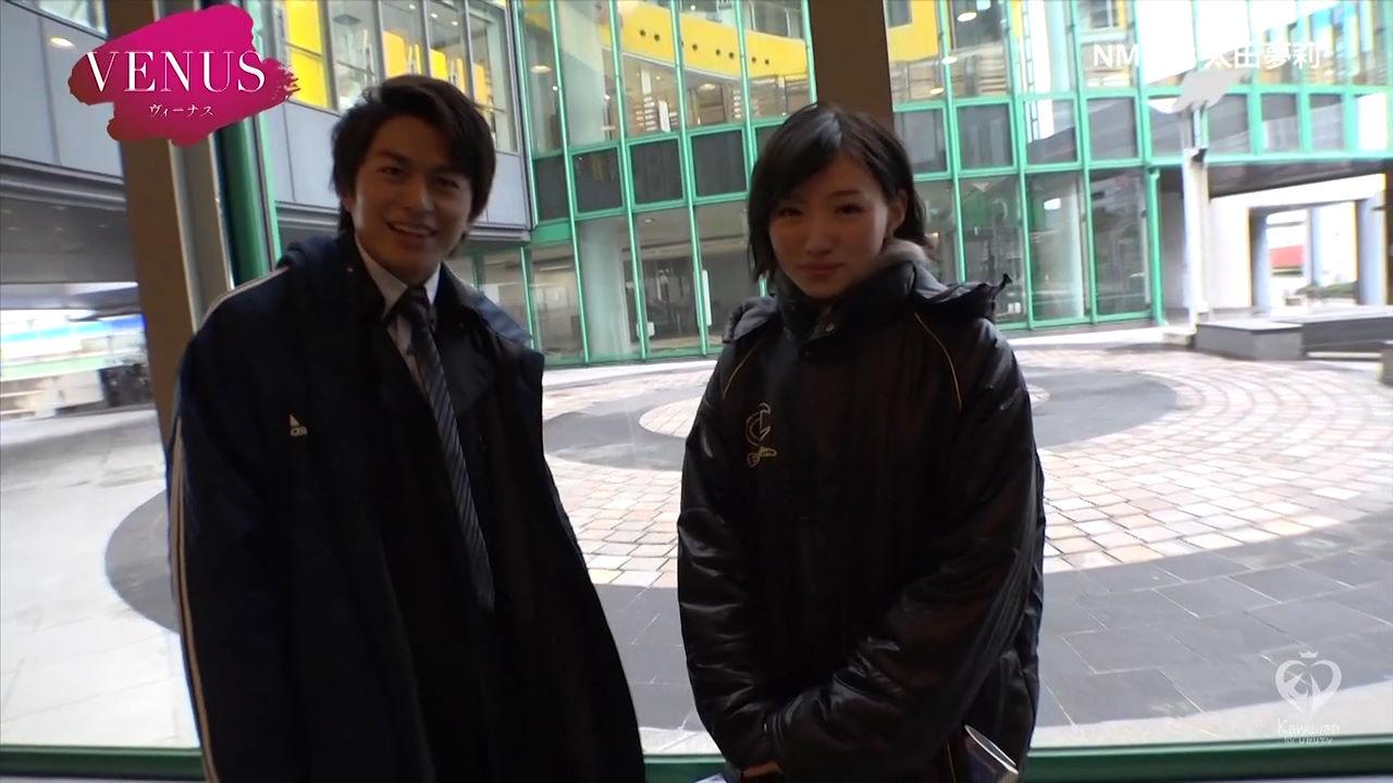 【NMB48】太田夢莉、ミナミの帝王ZERO撮影舞台裏ほか