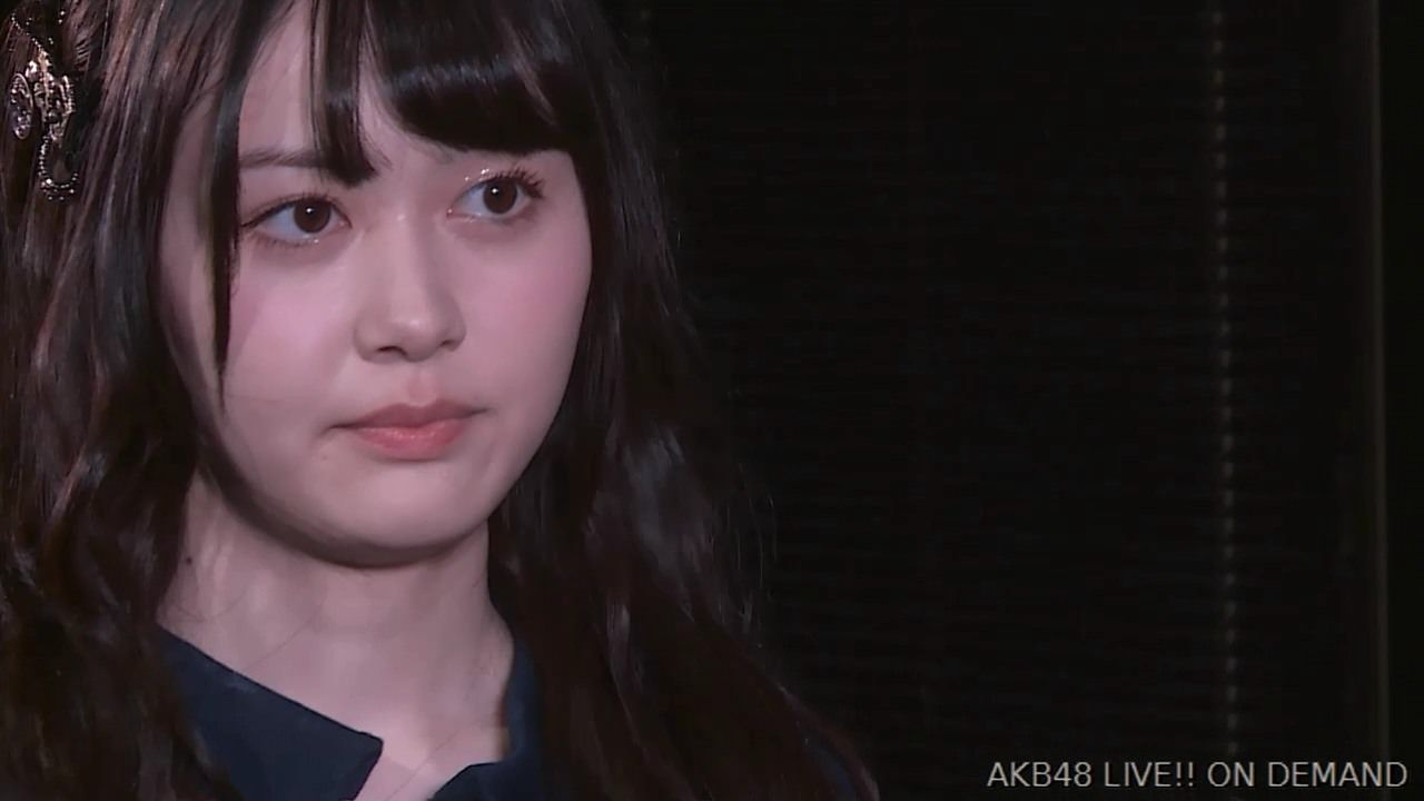 【速報】AKB 大川莉央が卒業発表
