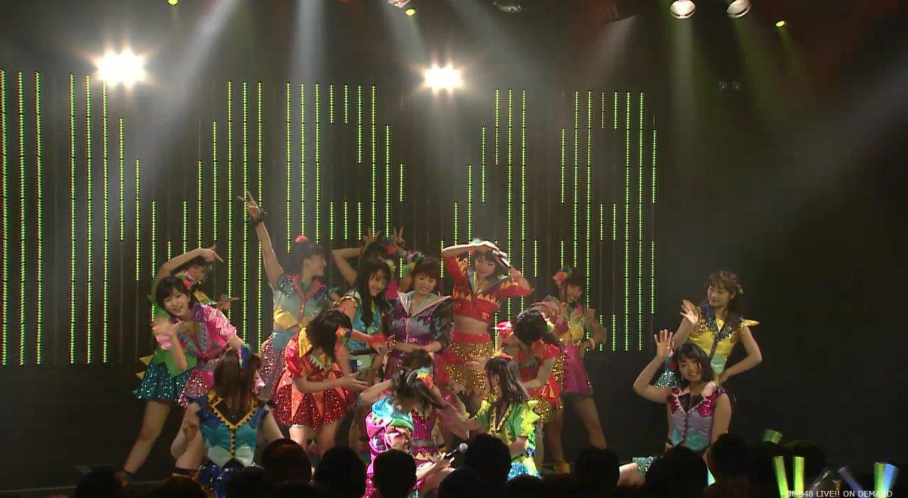 NMB48の歴代初日公演落ちたメンバー・・・