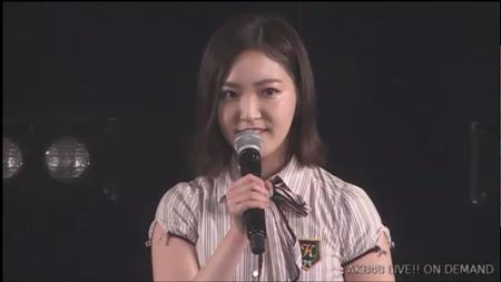 【速報】AKB48相笠萌が卒業発表。卒業公演日程は未定