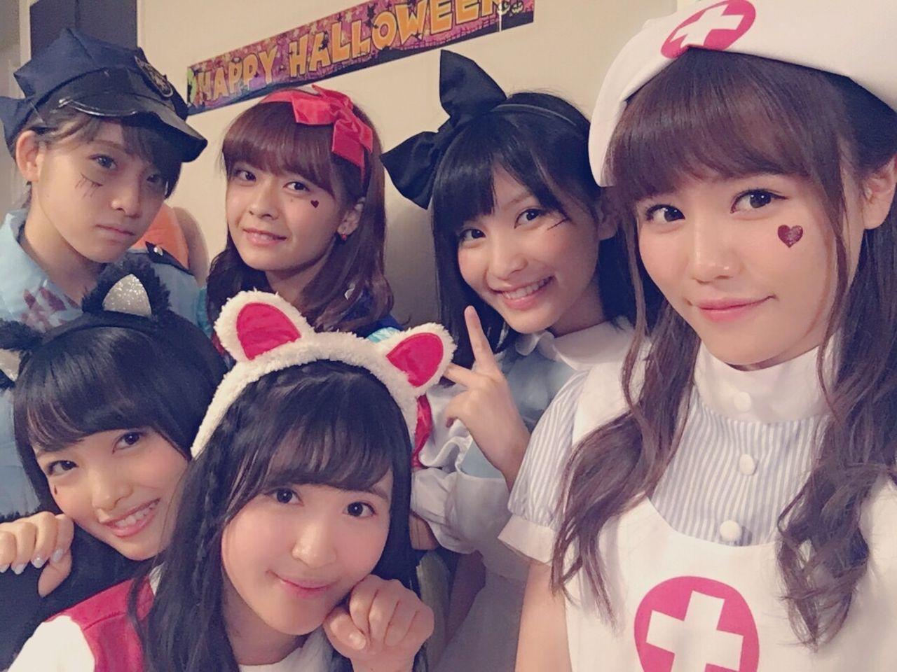 【悲報】AKB48大和田南那、同期のハロウィンパーティーに呼ばれず【いちごちゃんず】