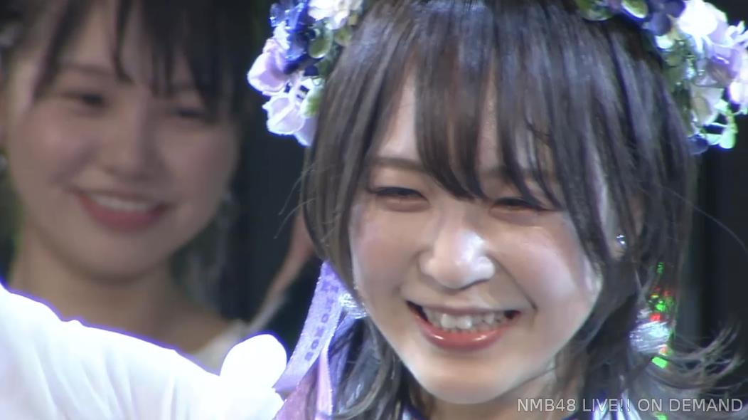 """【NMB 48】 Mita va réussir!  !  !  Commentaire """"Mita Mao Graduation Performance"""""""