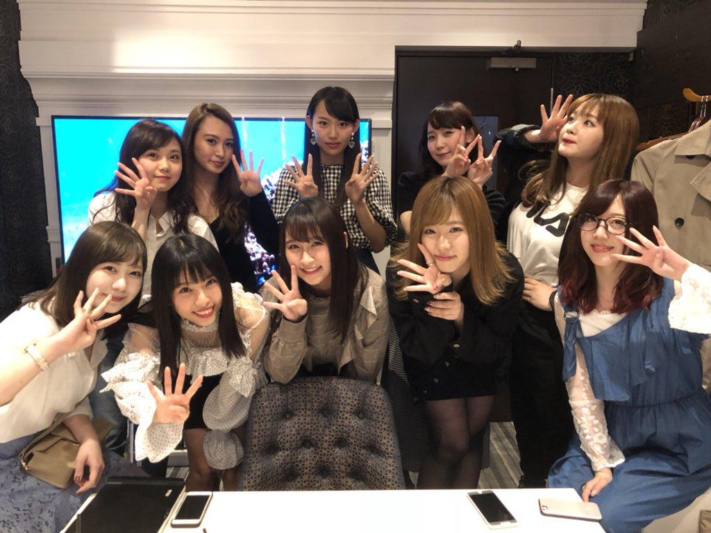 【NMB48】4期会に卒業メンバーも大集合