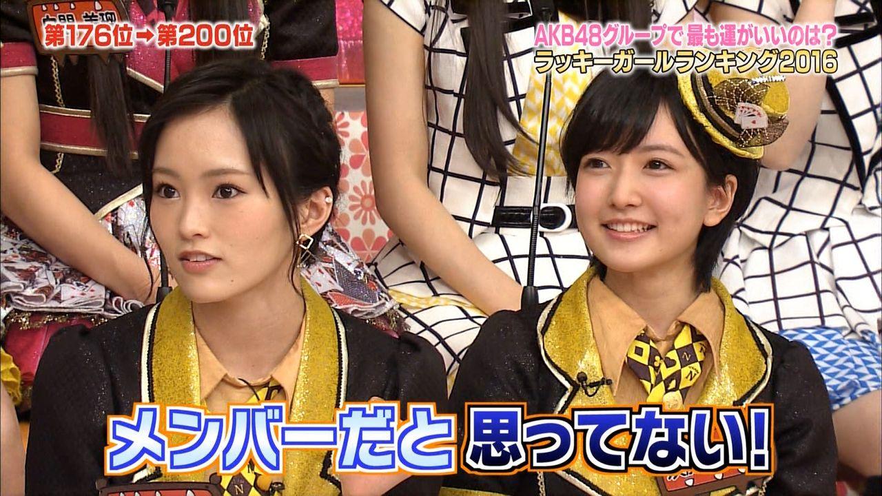 【NMB48】山本彩、須藤卒業を後押し。「自分の頭で考えて」