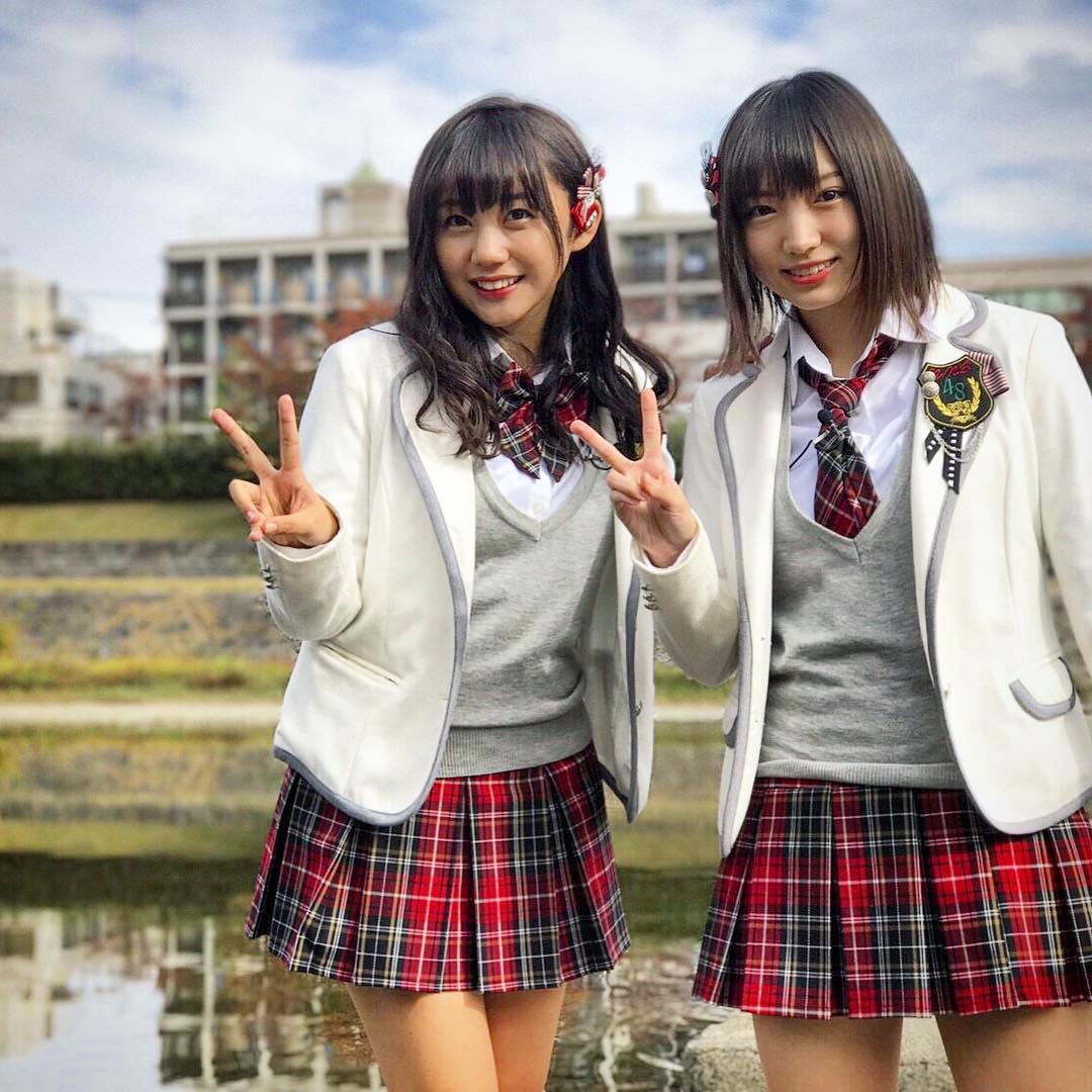 【朗報】NMB48太田夢莉、薮下柊が 新番組 で京都ロケ!
