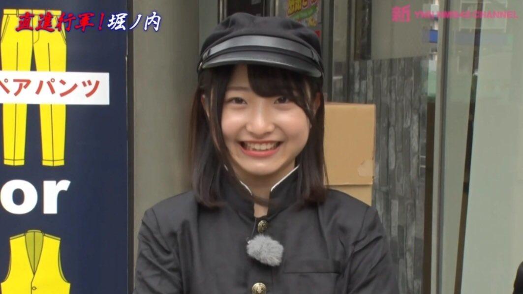 【動画】NMB48 爆睡ノ内ちゃんが可愛いと話題にw 【堀ノ内百香】