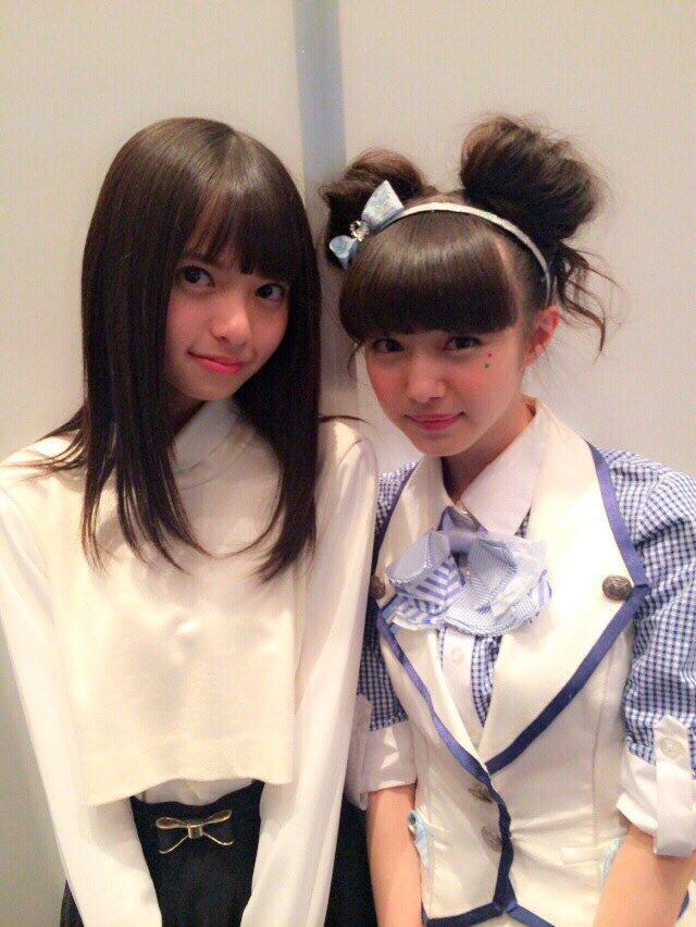 【芸能】乃木坂46齋藤飛鳥、NMB48市川美織のワキが「ジョリってる」