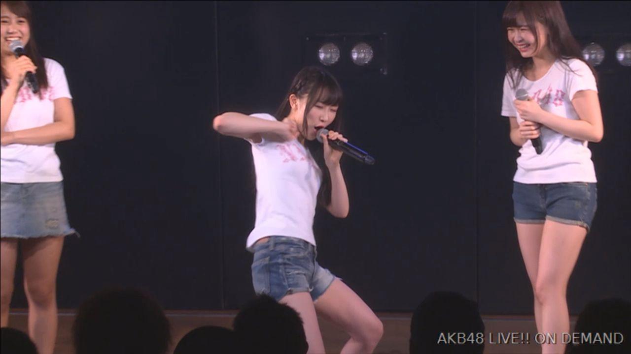 【NMB48チームB2】出張公演実況まとめ。AKB48劇場に凱旋したふぅちゃんが無双wwwww
