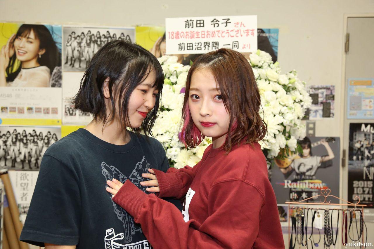 【NMB48】前田令子生誕祭&三田麻央500回公演!