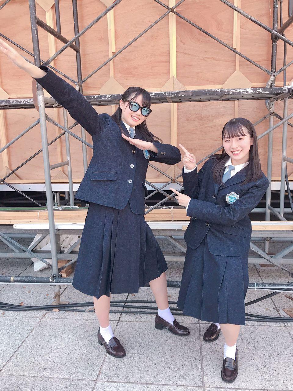 【朗報】STU48の新衣装が可愛いと話題に