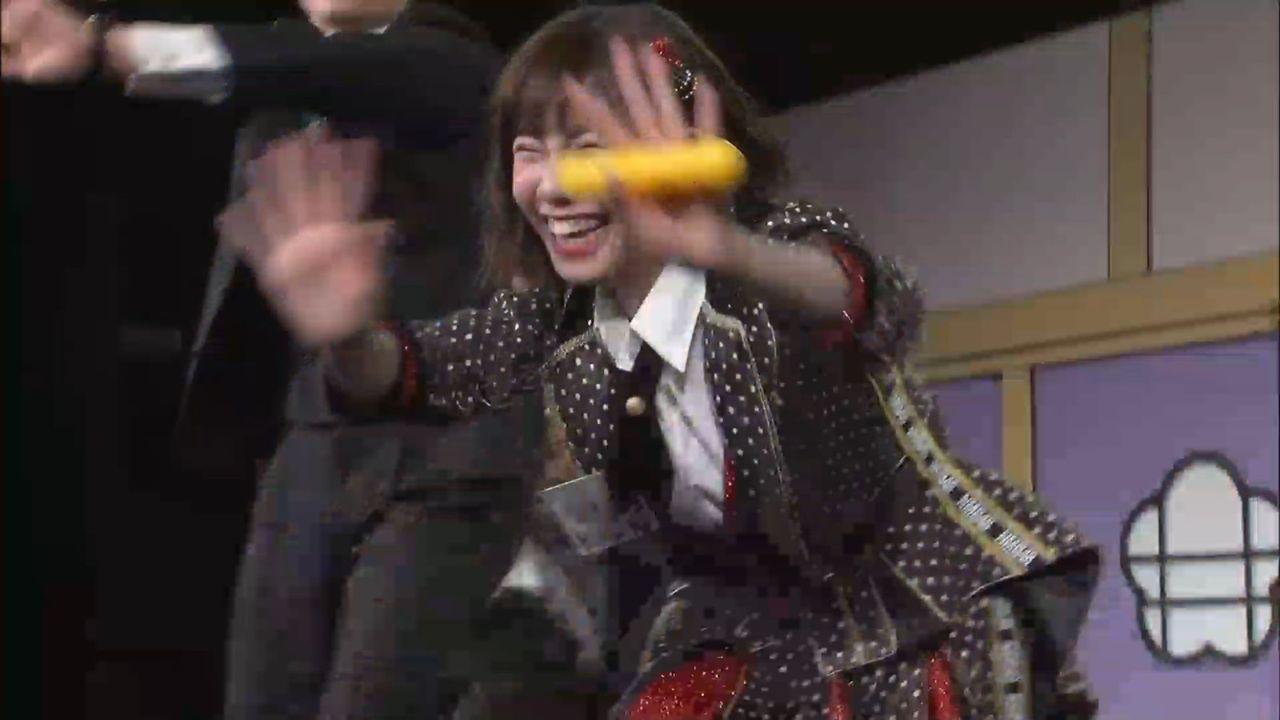 【NMB48】石田優美、ピコピコハンマーを破壊www【 #難波正座祭り 】