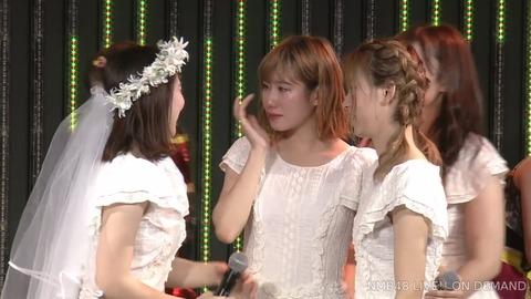 【実況】NMB48 大段舞依 卒業公演 最後は想像の詩人メンバーで