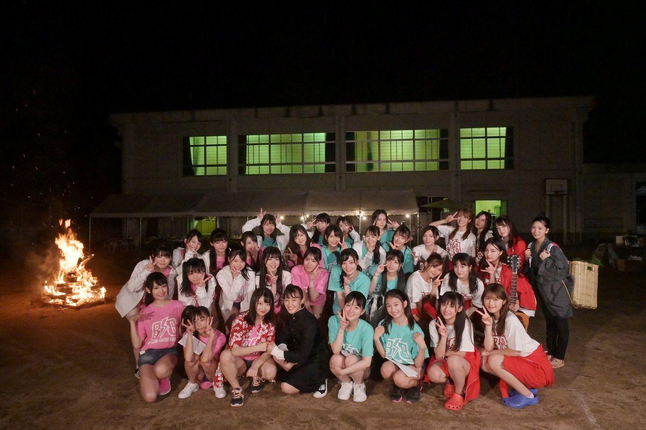 【NMB48】新YNN「バチバチキャンプ」ツイート&写真など