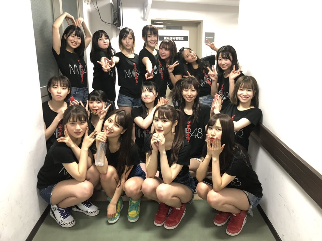 NMB48 近畿十番勝負2019 渋谷チームM@和歌山県民文化会館大ホール【セトリ・感想など】