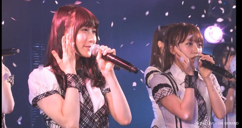 【速報】AKB48 村山彩希、歴代1位の公演出演回数へ