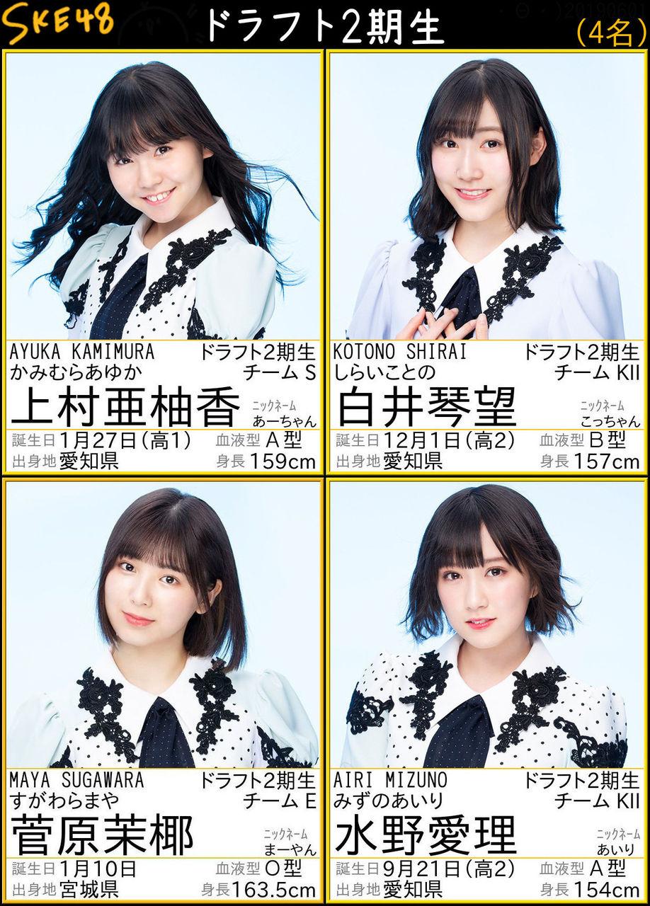 【AKB48】そろそろ第4回ドラフト会議開催発表だな