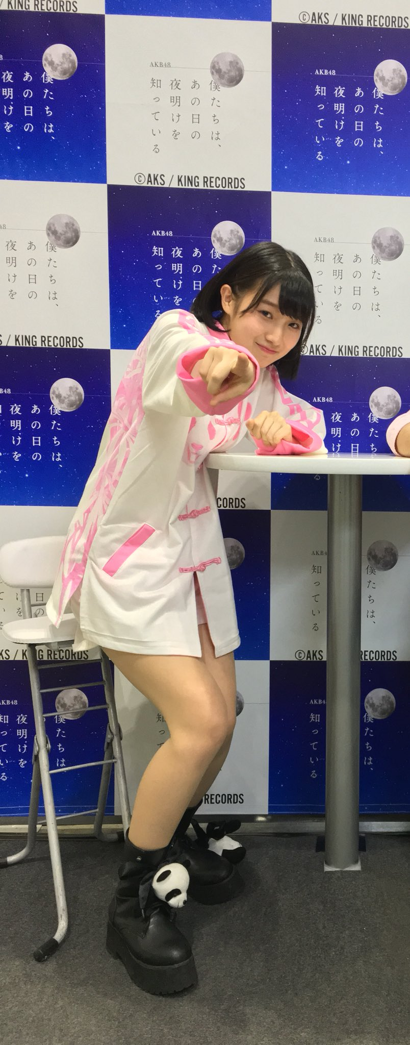 【NMB48ドラフト3期生】安部若菜の写メ会wwwwwwwwww