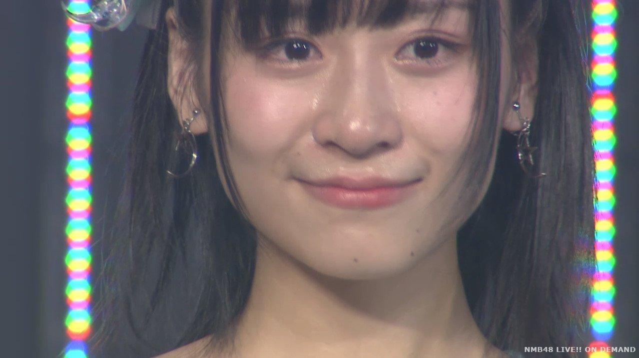 【NMB48】内木志、選抜漏れで号泣・・・