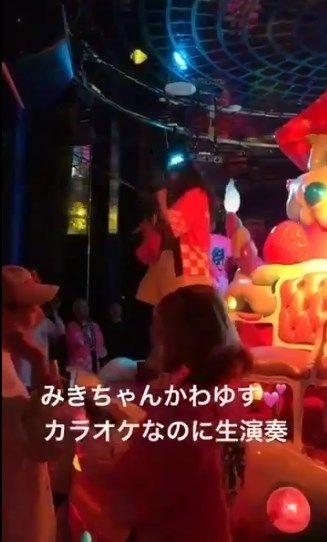 【AKB48】小嶋陽菜卒業公演の打ち上げパーティの様子wwwwwwwwwwwwwwww