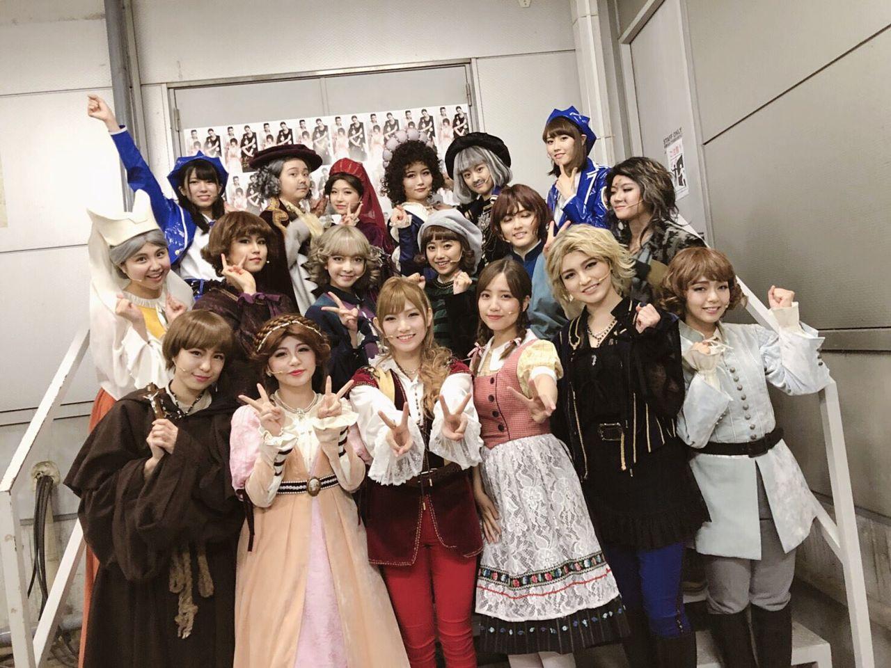 【AKB48】劇団れなっち『ロミオ&ジュリエット』初日公演の様子・感想などまとめ