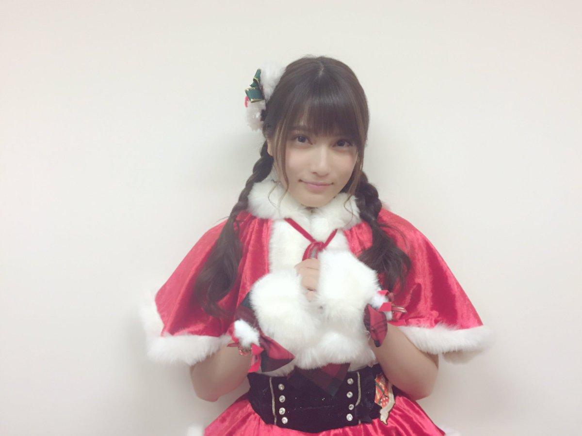 【クリスマス】AKB48入山杏奈「コンビニに行ったら1人でチキンを1つ買っている方を見かけました」