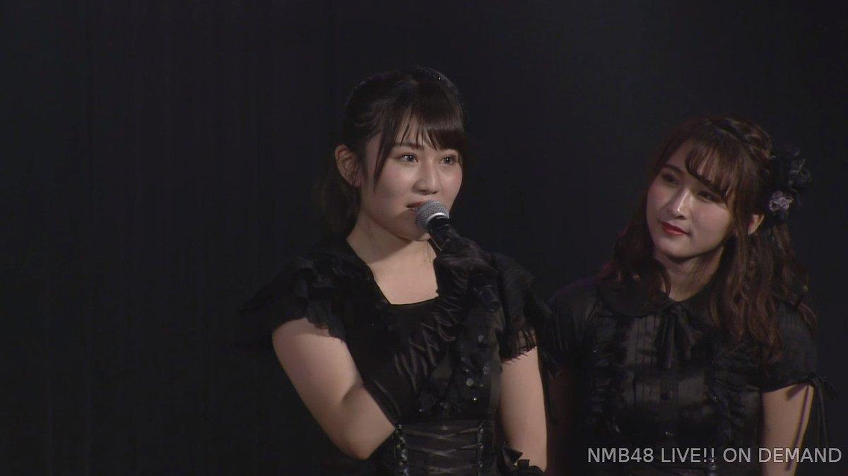 【速報】NMB48 久代梨奈が卒業を発表。アナウンサーを目指す。