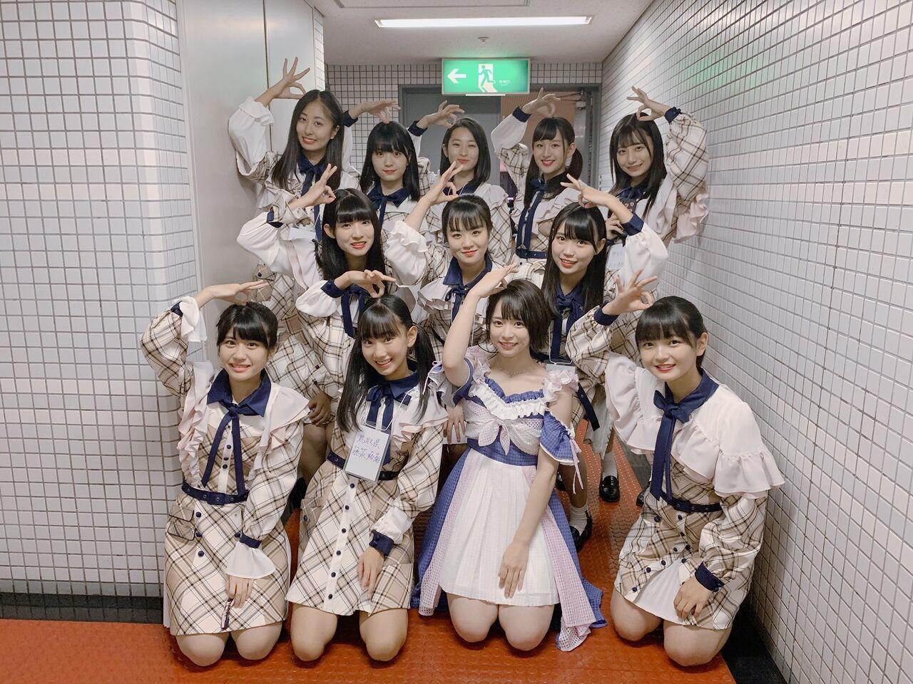 【画像】チーム8新メンバー、レベル高いwwwwwwww