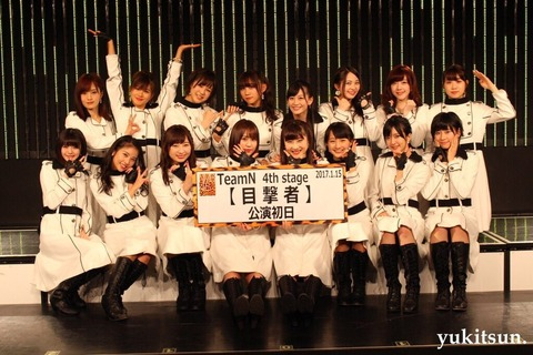 AKB48新チーム公演の演目決定!【目撃者、RESET、シア女、手つな】